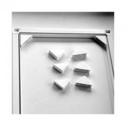 Coltari rigidizare plasa usa